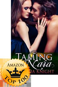 Taming Naia by Natasha Knight Makes Top100