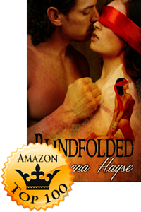 Blindfolded by Breanna Hayse (Accomplishment Post)