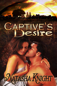 Captive's Desire by Natasha Knight (Post 200x300)