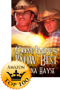 Cowboys Know Best by Breanna Hayse (Accomplishment Post)