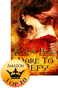 Dare to Defy by Breanna Hayse (Accomplishment Post)