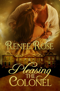 Pleasing the Colonel by Renee Rose (Post 200x300)