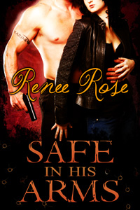 Safe In His Arms by Renee Rose (Post 200x300)
