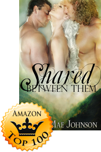 Shared Between Them by Korey Mae Johnson (Accomplishment Post)