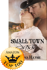 Small Town Sass by Breanna Hayse (Accomplishment Post)