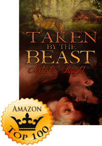 Taken by the Beast by Natasha Knight (Accomplishment Post)