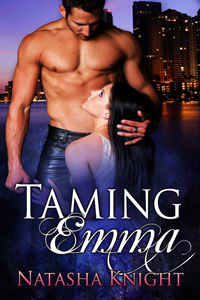 Taming Emma by Natasha Knight (Post 200x300)