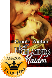 The Highlander's Maiden by Carole Archer (Accomplishment Post)