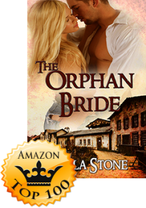 The Orphan Bride by Chula Stone (Accomplishment Post)