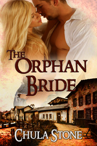 The Orphan Bride by Chula Stone (Post 200x300)