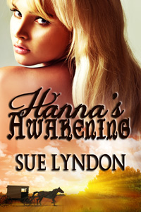 Hanna's Awakening by Sue Lyndon Detail