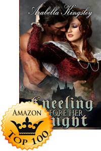 Kneeling Before Her Knight by Arabella Kingsley Accomplishment Detail