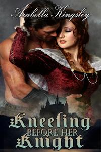 Kneeling Before Her Knight by Arabella Kingsley Detailed