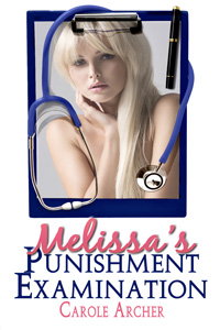Melissa's Punishment Examination by Carole Archer Detail