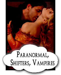 Paranormal, Shifters, Vampires Category