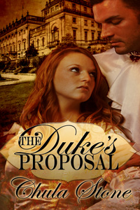 The Duke's Proposal by Chula Stone Detailed