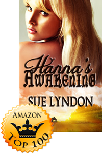 Hanna's Awakening by Sue Lyndon Accomplishment Detail