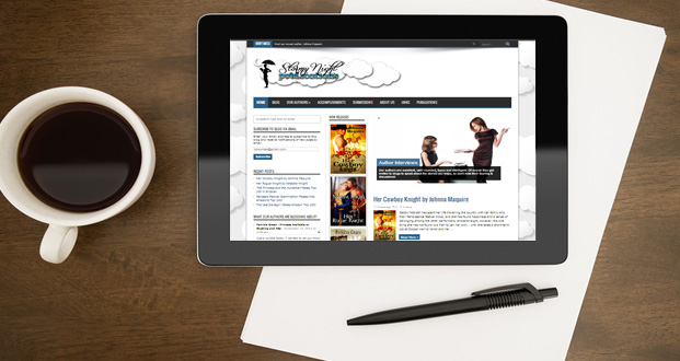 New Website Slider
