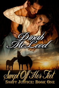 Swept Off Her Feet: Swift Justice, Book One by Dinah McLeod Detail