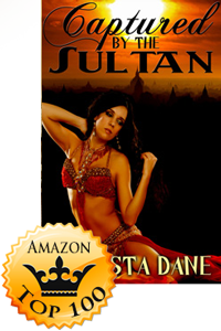 Captured by the Sultan by Kallista Dane Makes Top 100