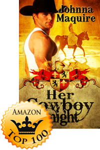 Her CowboyKnight by Johnna Maquire Accomplishment