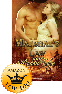 Marshal's Law by Maddie Taylor