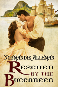 Rescued by the Buccaneer by Normandie Alleman