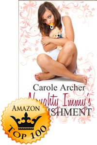 Naughty Immy's Punishment by Carole Archer Top100