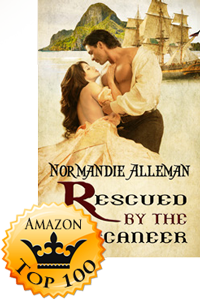 Rescued by the Buccaneer by Normandie Alleman Top 100
