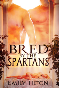 Bred by the Spartans by Emily Tilton