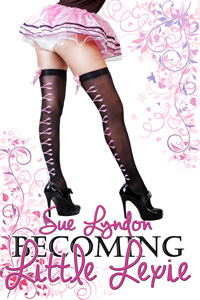 Becoming Little Lexie by Sue Lyndon