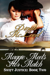 Maggie Meets Her Match by Dinah McLeod