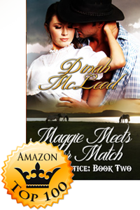 Maggie Meets Her Match by Dinah McLeod Top 100