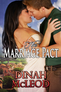 The Marriage Pact by Dinah McLeod
