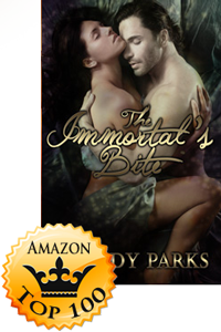 The Immortal's Bite by Melody Parks Makes Top 100