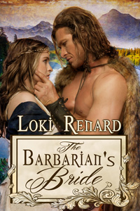 The Barbarian's Bride by Loki Renard