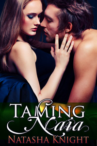 Taming Naia by Natasha Knight
