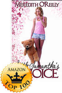 Little Samantha's Choice by Meredith O'Reilly Accomplishment