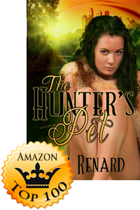 The Hunter's Pet by Loki Renard Makes Top 100!