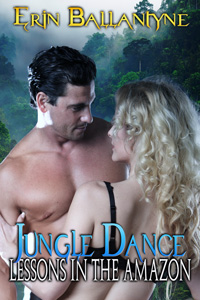 Jungle Dance by Erin Ballantyne