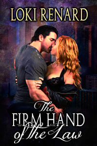 The Firm Hand of the Law by Loki Renard