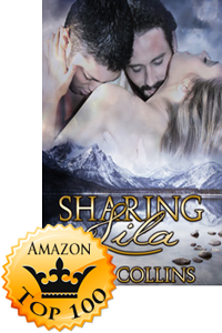 Sharing Lila by D.W. Collins Makes Amazon Top !00