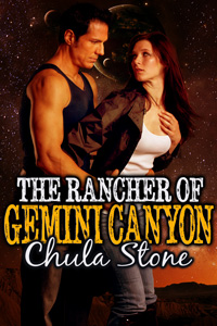The Rancher of Gemini Canyon by Chula Stone