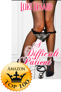 A Difficult Patient Makes Amazon Top 100