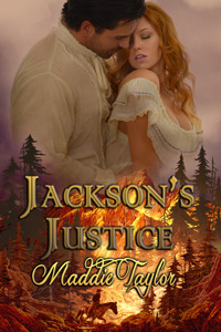 Jackson's Justice by Maddie Taylor