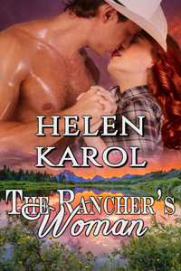 The Rancher's Woman by Helen Karol