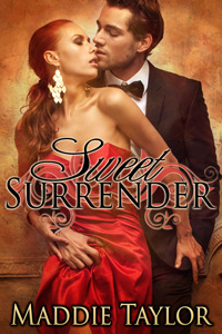 Sweet Surrender by Maddie Taylor