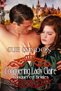 Conquering Lady Claire by Sue Lyndon