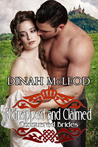 Kidnapped and Claimed by Dinah McLeod