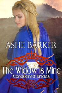 The Widow is Mine by Ashe Barker